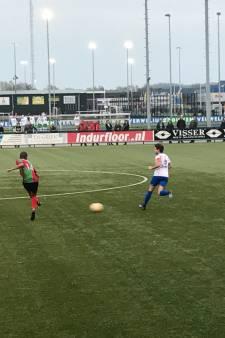 SVL na thriller onderuit in kwartfinale districtsbeker