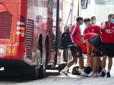 Ruim twaalf uur lang op pad: FC Twente tegen ADO Den Haag wordt een hele operatie