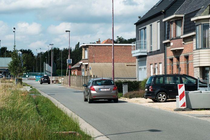 Verkeersoverlast door sluipverkeer in de Meylweg.