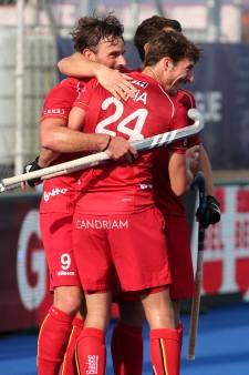 Les Red Lions remettent les choses au point et s'imposent contre l'Inde