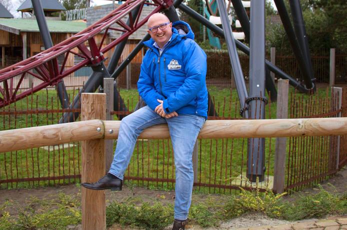 Wouter Dekkers verhuist van Attractie-& Vakantiepark Slagharen naar het Duitse waterpark Tropical Islands bij Berlijn.