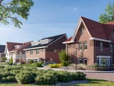 Nieuwe  huizen Bornsche Maten snel verkocht