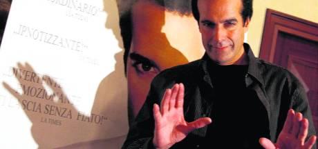 Zwembad illusionist David Copperfield 'doet verdwijntruc'