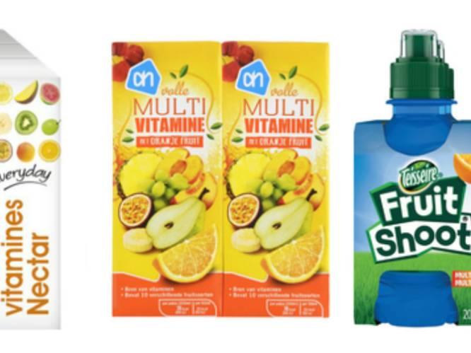 """Voedingsdeskundige neemt 10 fruitdrankjes voor kinderen onder de loep: """"Bijna allemaal even ongezond als blikje cola"""""""