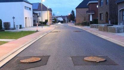 Heuvelstraat krijgt nog voor de winter laatste laag asfalt