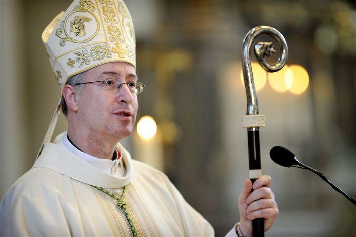 Bisschop Jan Liesen van Breda.