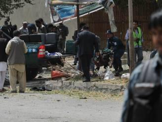 Minstens 6 doden door zelfmoordaanslag in Kaboel