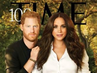"""Magazinecover met prins Harry en Meghan lokt veel reactie uit: """"Ze lijken wel gemaakt van plastic"""""""