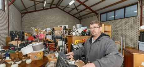 Tweede kringloopwinkel in Genemuiden: 'Mensen gaan door corona meer met hun huis bezig'