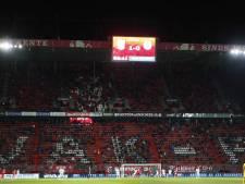 4000 toeschouwers bij FC Twente - FC Utrecht