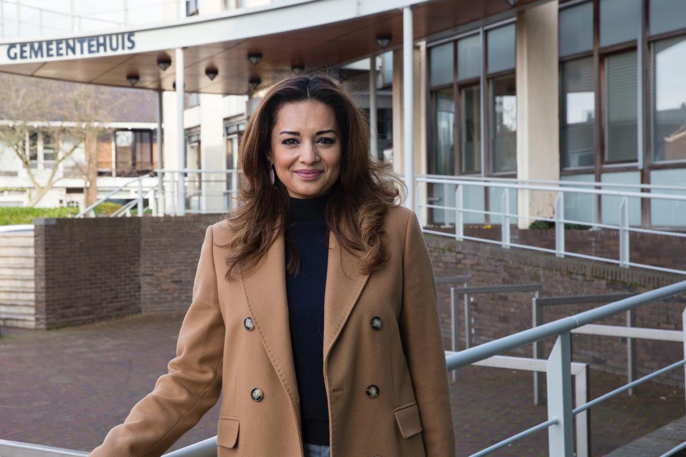 Wethouder Rehsma Roopram