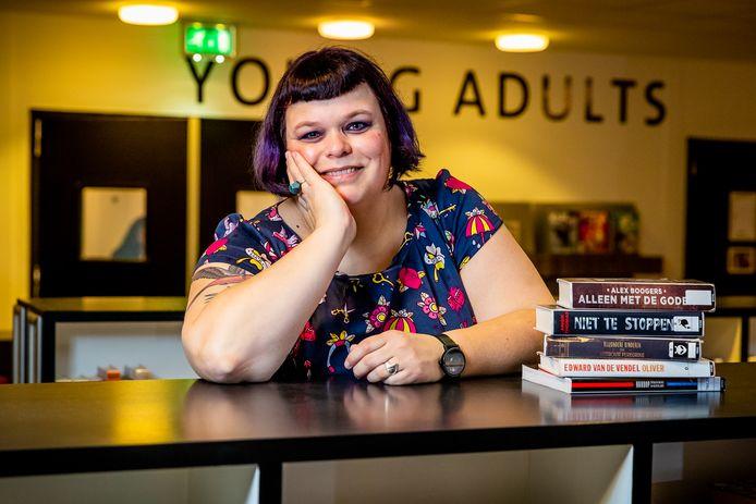 """Marjolein Hordijk: ,,Mensen als @Rupikaur posten gedichten op Instragram die enorm populair zijn onder jongeren."""""""