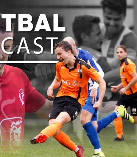 PZC Voetbal Podcast #5: Over een muurtje, derby's en de teloorgang van Zaamslag