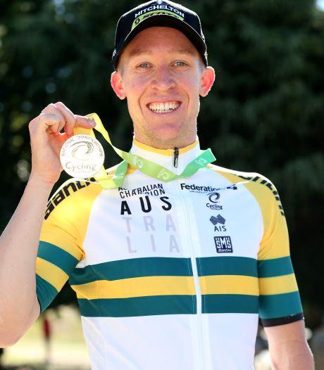 Cameron Meyer prolongeert Australische wegtitel