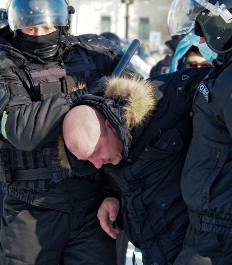 Des dizaines d'arrestations lors des manifestations pour Navalny en Russie