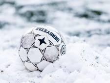 Winterweer zet streep door bekerduel Heerenveen - Feyenoord