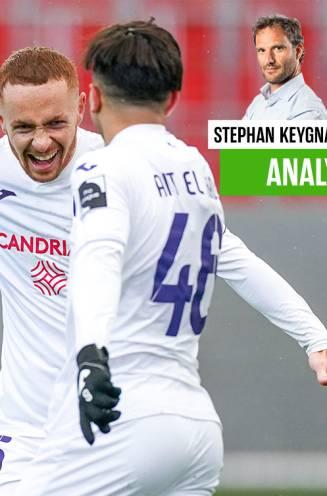 """Onze chef voetbal zag het beste Anderlecht van het seizoen: """"Anderlechtiaans. Antwerp kreeg voetballes"""""""
