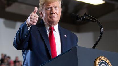 Coronatest Trump negatief