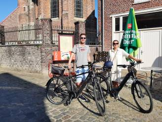 Stad maakt werk van publieke laadpalen voor elektrische fietsen