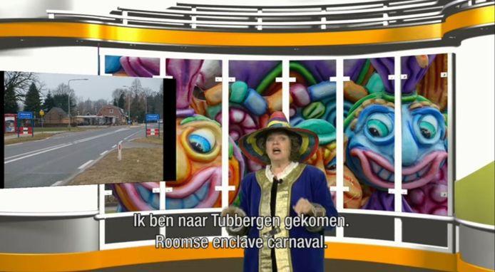 Burgemeester Haverkamp van Tubbergen.