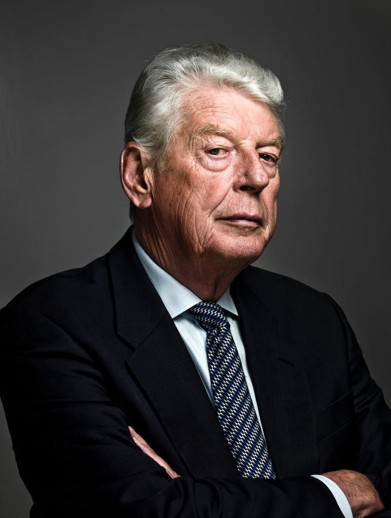Wim Kok, 6 september 2011 Beeld Koos Breukel