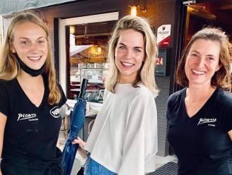 """Klaasje (ex-K3) duikt op in Lochristi: """"Ze kwam iets drinken na het shoppen"""""""
