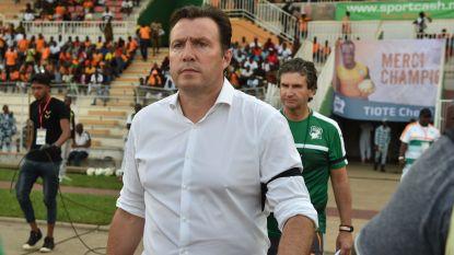 Marc Wilmots nu al onder vuur in Ivoorkust en fans geven hem pijnlijke bijnaam