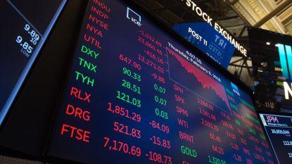 Wall Street sluit met bescheiden winst, na twee onrustige weken op de beurzen