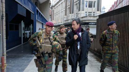 Minister bezoekt militairen in Antwerpen maar defensie hoopt snel af te zijn van Opdracht Spring Guardian