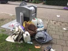 Olga is rotzooi in Breda beu: 'Haal grofvuil gewoon weer gratis op, dit systeem werkt niet'