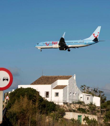 TUI va rapatrier d'Espagne plus de 2.000 voyageurs belges
