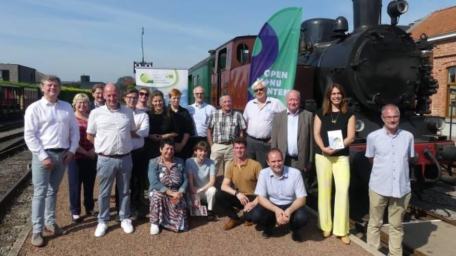 Open Monumentendag brengt Maldegem en Eeklo samen met belevingstoer langs historische spoorlijn 58