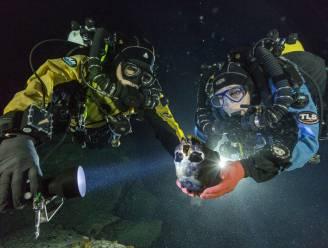 Skelet van tienermeisje na duizenden jaren boven water