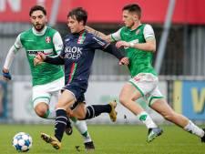 Zoutman verliest debuut bij FC Dordrecht