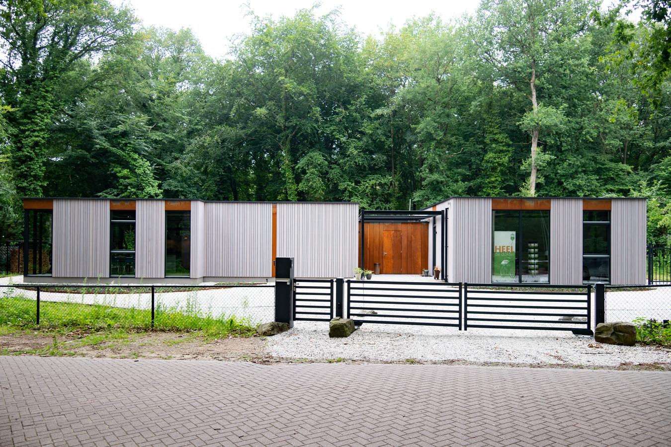 PR dgfoto Gelderlander Nijmegen: Er is discussie ontstaan over de grondprijs van een duurzame woning aan de Bosweg in Nijmegen. [TREFWOORDEN: DUURZAAM, HUIS, WOONBESTEMMING, RECREATIE]