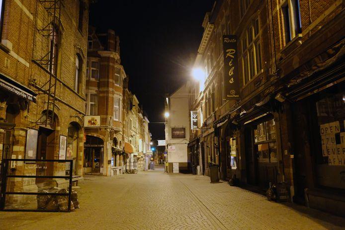 De Parijsstraat.