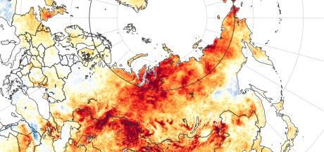 Grote zorgen over recordhitte in Siberië: 'Maand na maand worden we verrast'