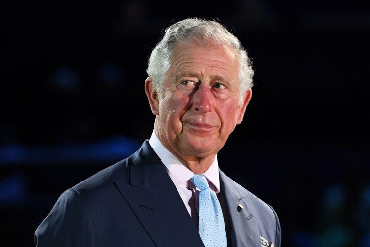 Prins Charles Beeld EPA
