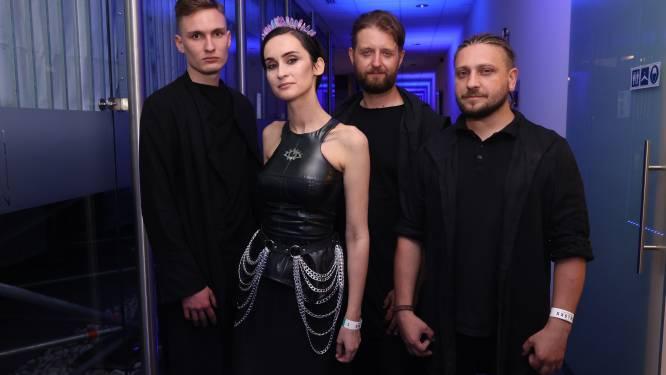 "INTERVIEW. Oekraïense Songfestivallers Go_A: ""Samen shotjes gedaan met Alex Callier"""