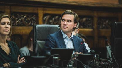 """Gesprek tussen Gentse burgemeester Mathias De Clercq en ex-schepen Christophe Peeters """"goed verlopen"""" en wordt vervolgd"""