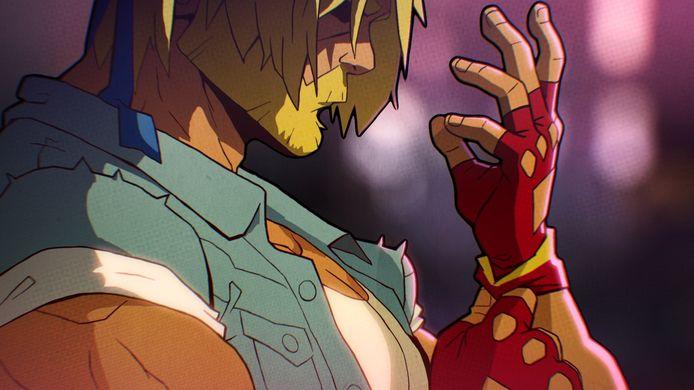 De graphics brengen visuele indrukken uit klassieke Japanse vechtgames (personages met belachelijk brede lijven en dikke armen) samen met invloeden uit de Franco-Belgische strip.