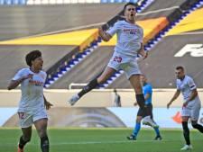 """La Roma tombe à Séville, les Wolves et Leverkusen verront le """"Final 8"""" de Ligue Europa"""