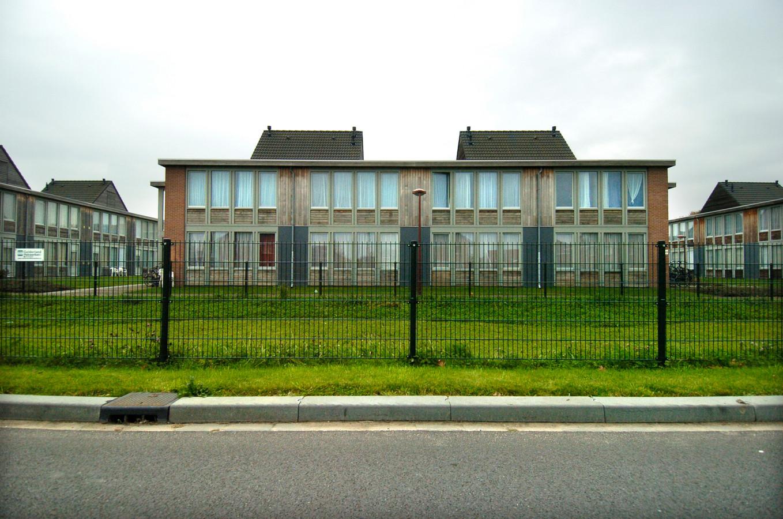 Archieffoto van het asielzoekerscentrum in Winterswijk.
