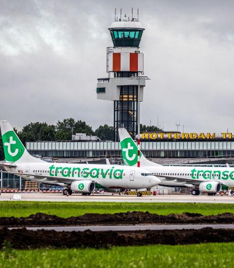 Vluchten tussen Marokko en Rotterdam geschrapt