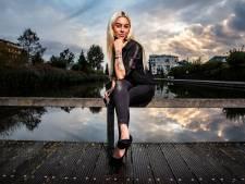 Finaliste Jamie (19) maakt zich ook bij Super Model Universe Nederland hard voor goed doel