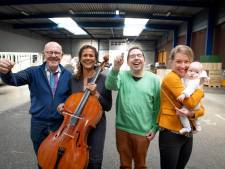 Project OvhO: maestro's brengen Moldau tot leven in Rijssense hal