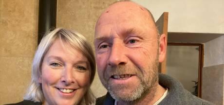 Arno en Tanja willen met hun kinderen zo min mogelijk risico lopen in Frankrijk: 'Gelukkig zijn we gezond'