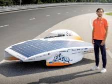 Sven in herkansing met snelste zonneauto ter wereld: 'Hopen op een feestje'