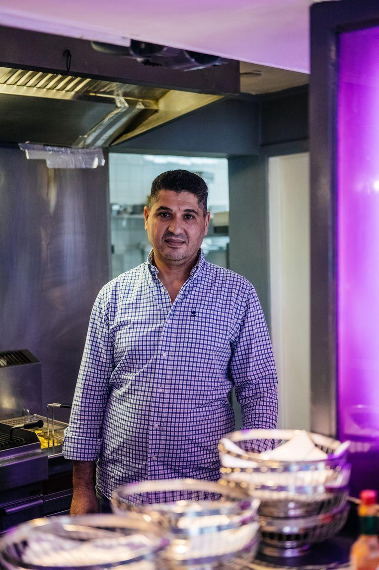 Aladin Ayoub. Beeld Wouter Van Vooren