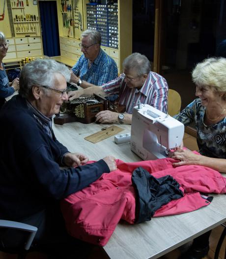 Repair Café Blixembosch in Eindhoven bestaat 5 jaar